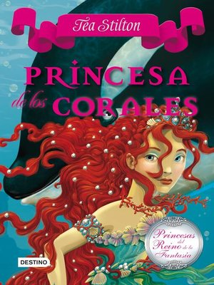 cover image of Princesa de los corales