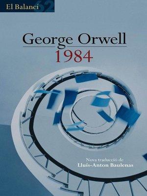 cover image of 1984 (Edició en català)