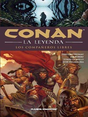 cover image of Conan la leyenda nº 09/12