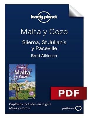 cover image of Malta y Gozo 3_3. Sliema, St Julian's