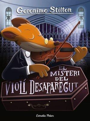 cover image of El misteri del violí desaparegut
