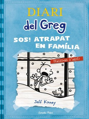 cover image of SOS Atrapat en família!: Traieu-me daquí!