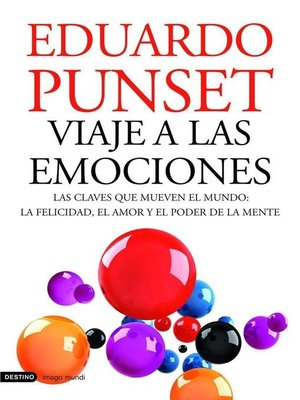 cover image of Viaje a las emociones