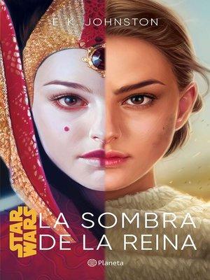 cover image of Star Wars. La sombra de la reina