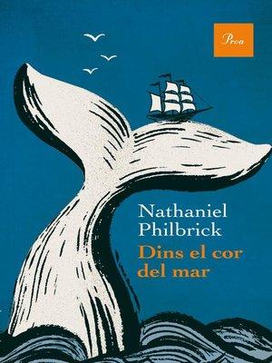 cover image of Dins el cor del mar