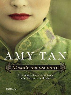 cover image of El valle del asombro