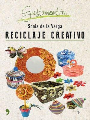cover image of Reciclaje creativo