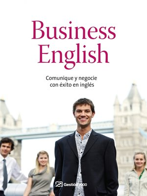 cover image of Business english