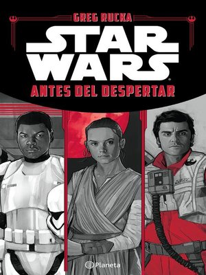 cover image of Star Wars. Antes del despertar