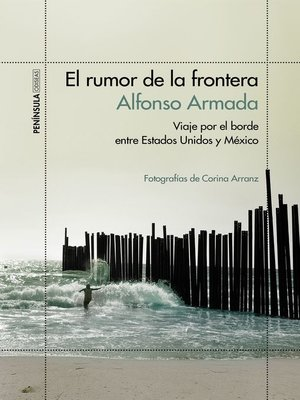 cover image of El rumor de la frontera