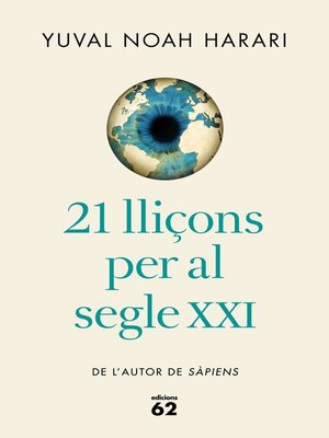 cover image of 21 lliçons per al segle XXI
