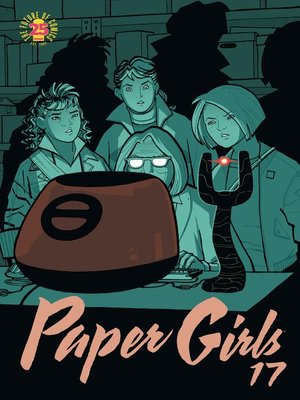 cover image of Paper Girls nº 17/30