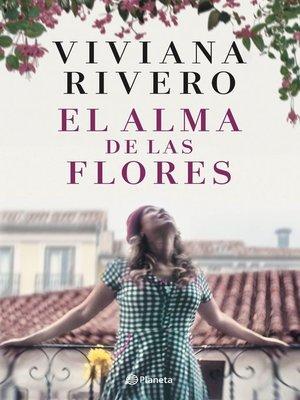 cover image of El alma de las flores