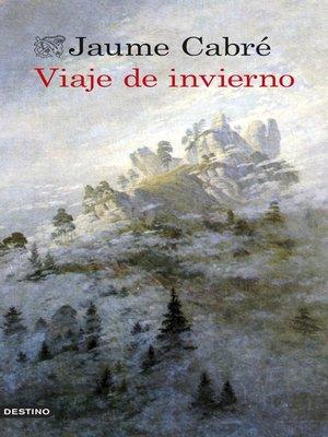 cover image of Viaje de invierno