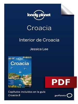 cover image of Croacia 8_3. Interior de Croacia
