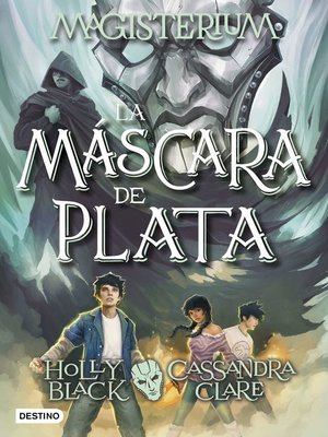 cover image of La máscara de plata
