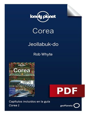 cover image of Corea 1_9. Jeollabuk-do