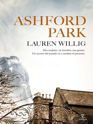 cover image of Ashford Park