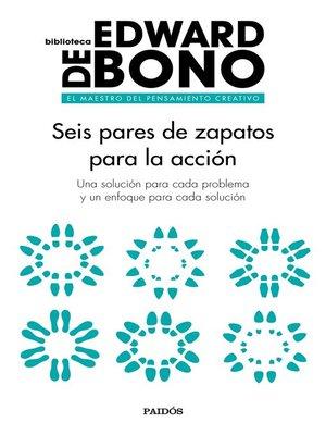 cover image of Seis pares de zapatos para la acción