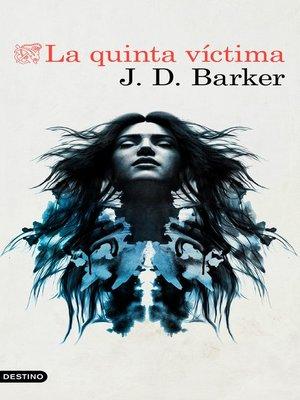 cover image of La quinta víctima