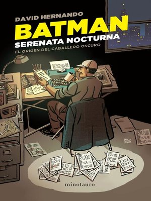 cover image of Batman. Serenata nocturna
