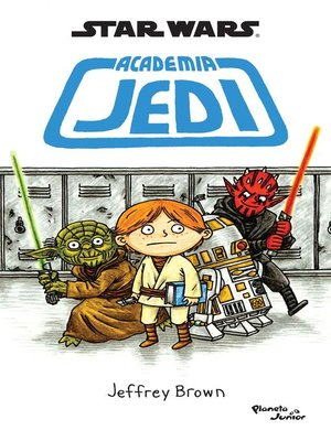 cover image of Star Wars. Academia Jedi I