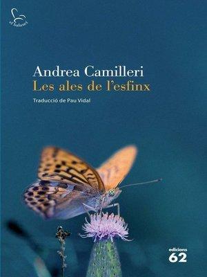 cover image of Les ales de l'esfinx