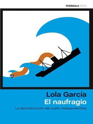 cover image of El naufragio