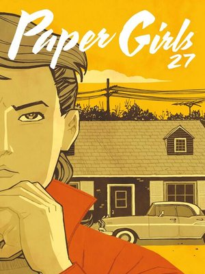 cover image of Paper Girls nº 27/30