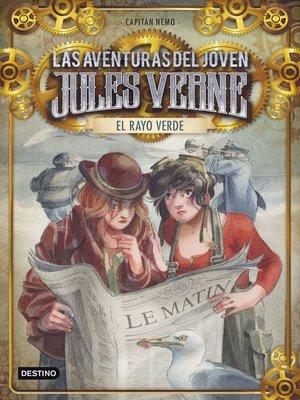 cover image of El rayo verde