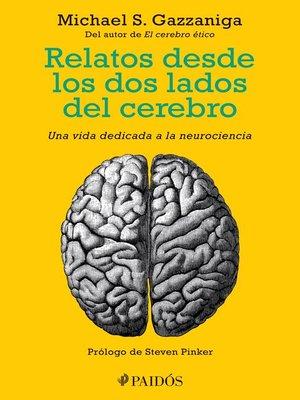 cover image of Relatos desde los dos lados del cerebro