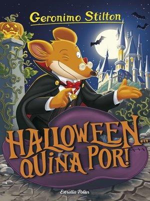 cover image of Halloween, quina por!