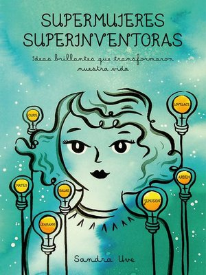 cover image of Supermujeres, superinventoras