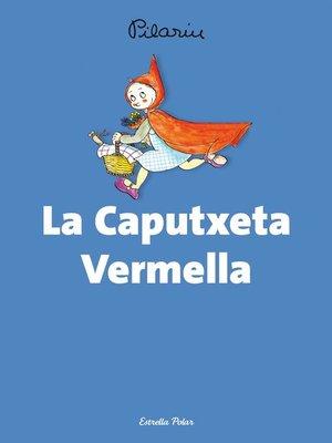 cover image of La Caputxeta Vermella