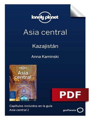 cover image of Asia central 1_5. Kazajistán