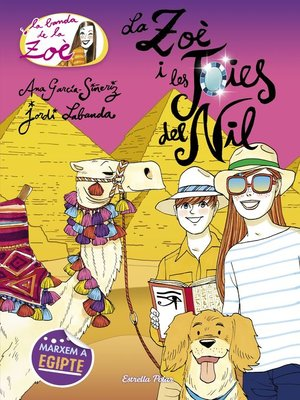 cover image of La Zoè i les joies del Nil