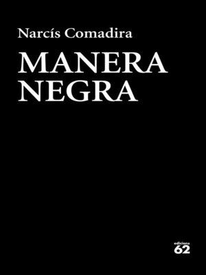 cover image of Manera negra