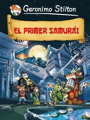 cover image of El primer samurái