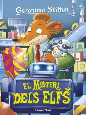cover image of El misteri dels elfs