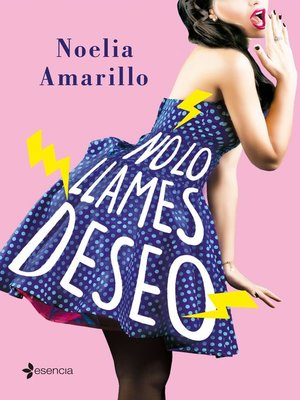 cover image of No lo llames deseo