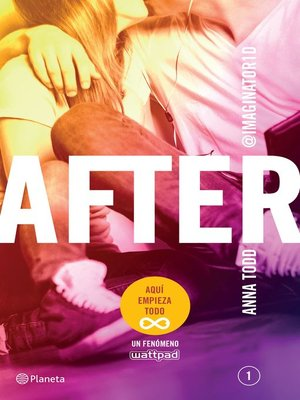 cover image of After (Serie After 1) Edición mexicana