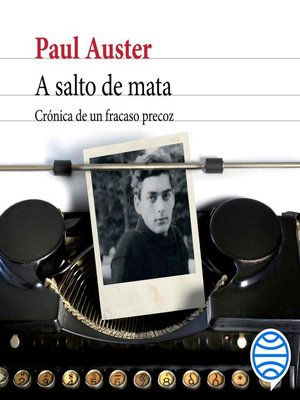 cover image of A salto de mata