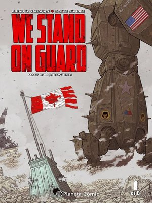cover image of We stand on guard nº 01/06