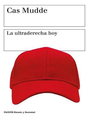 cover image of La ultraderecha hoy