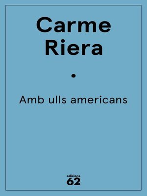 cover image of Amb ulls americans