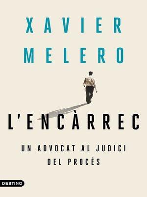 cover image of L'encàrrec