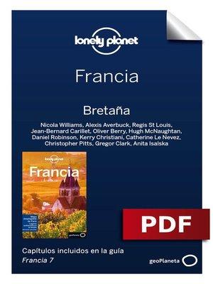 cover image of Francia 7. Bretaña