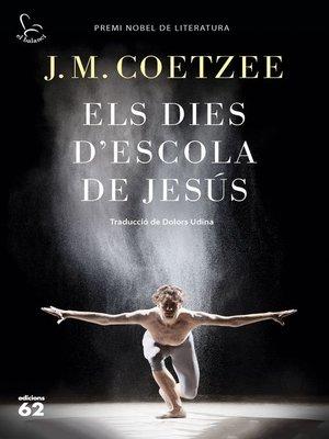 cover image of Els dies d'escola de Jesús