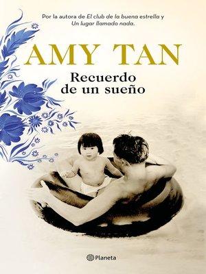 cover image of Recuerdo de un sueño