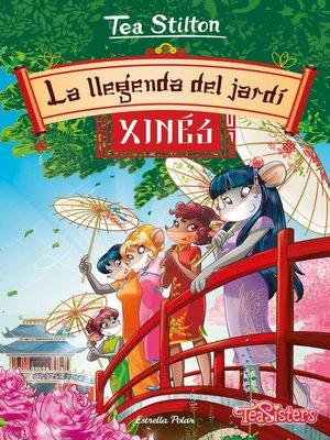 cover image of La llegenda del jardí xinès